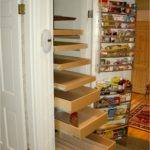 Best Wood Kitchen Pantry Shelves Ideas