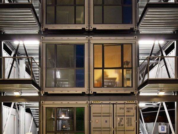 Best Worldwide Shipping Container Buildings