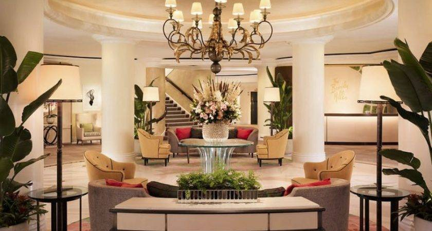 Beverly Hills Hotel Luxury Hotels Antonio Cuellar