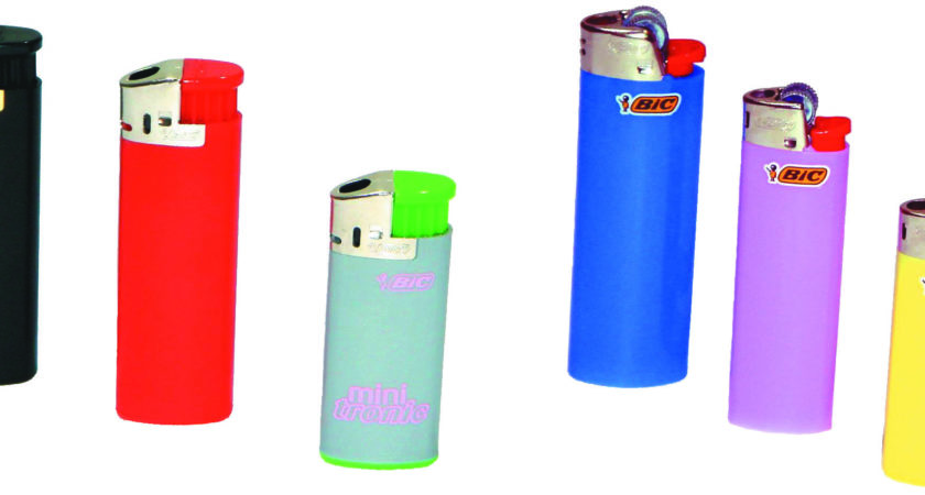 Bic Lighter Spicy Mini Electrnic