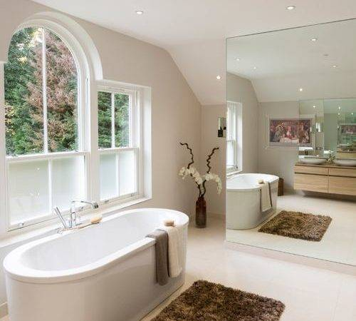 Big Bathroom Houzz