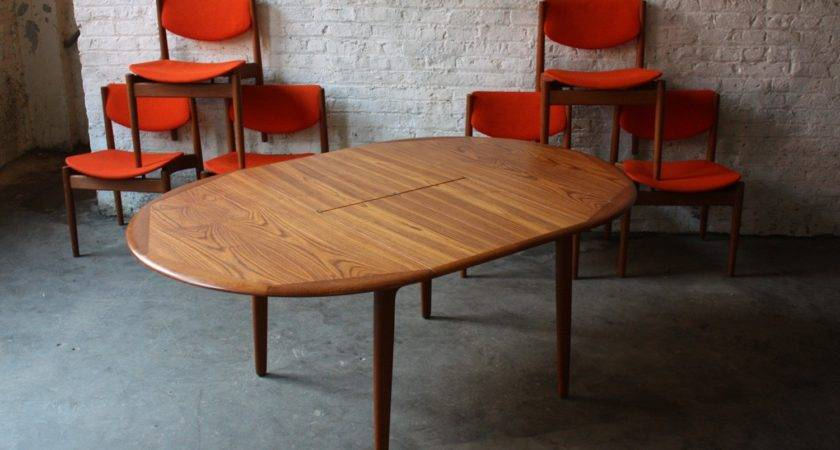Black Expandable Dining Table Small Spaces Interior