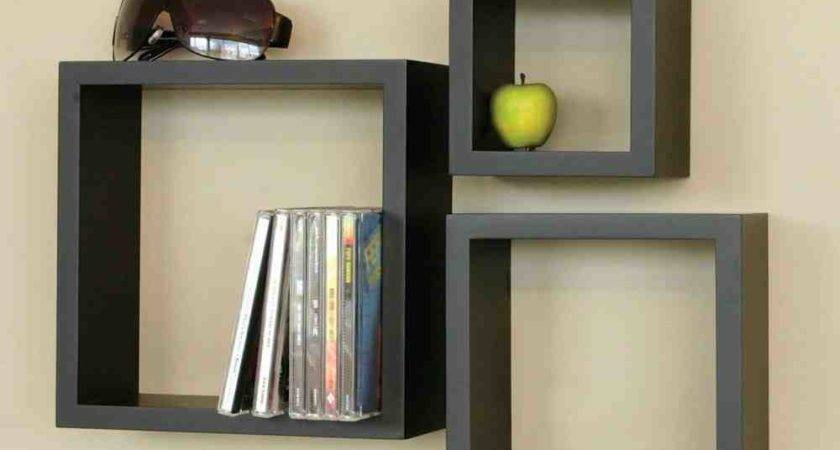 Black Floating Wall Shelves Decor Ideasdecor Ideas