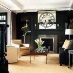 Black White Living Rooms Design Ideas
