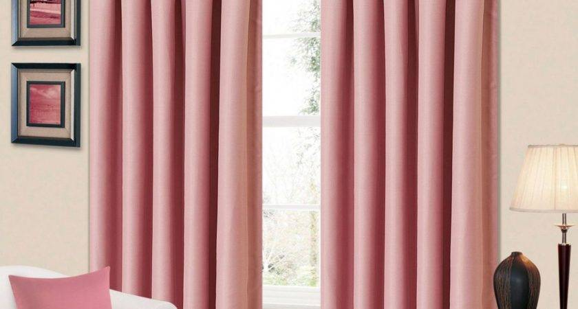 Blackout Polyester Fabric Purple Color Best Bedroom