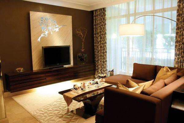 Blazzing House Luxurious Minimalist Two Bedroom Apartment