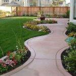 Bloombety Beautiful Design Backyard Landscapes