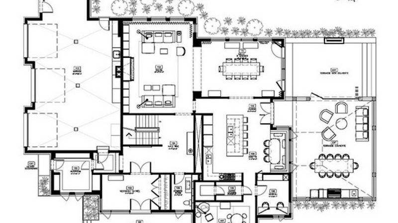 Bloombety Contemporary Eco Friendly House Plans