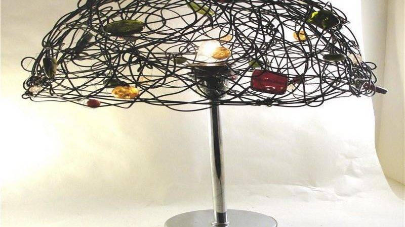 Bloombety Cool Funky Lamp Shades Unique Design