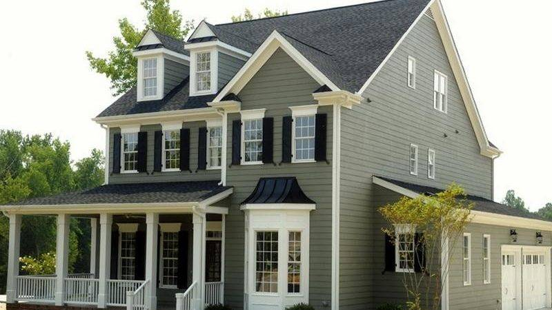 Bloombety Exterior Paint Color House Simple Ideas