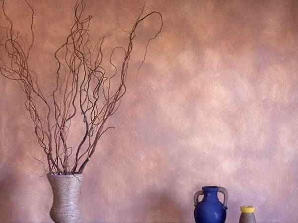 Bloombety Faux Painting Ideas Decorative Leaves