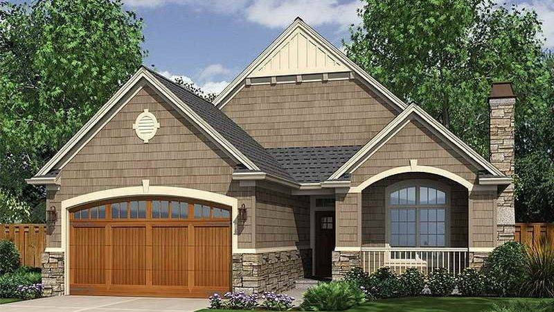 Bloombety Good Small Lot House Plans Narrow
