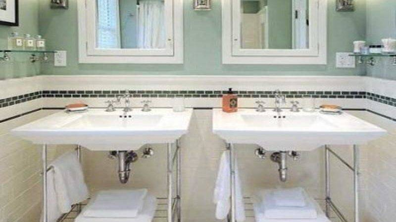 Bloombety Great Bathroom Tile Ideas Small