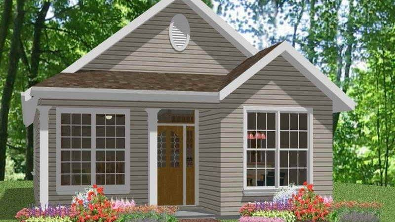 Bloombety Small Lot House Plans Narrow