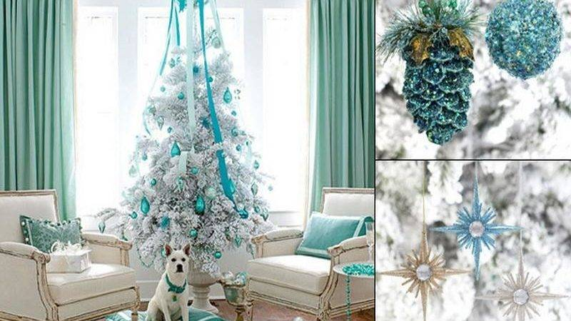 Bloombety Unique Decorated Christmas Trees