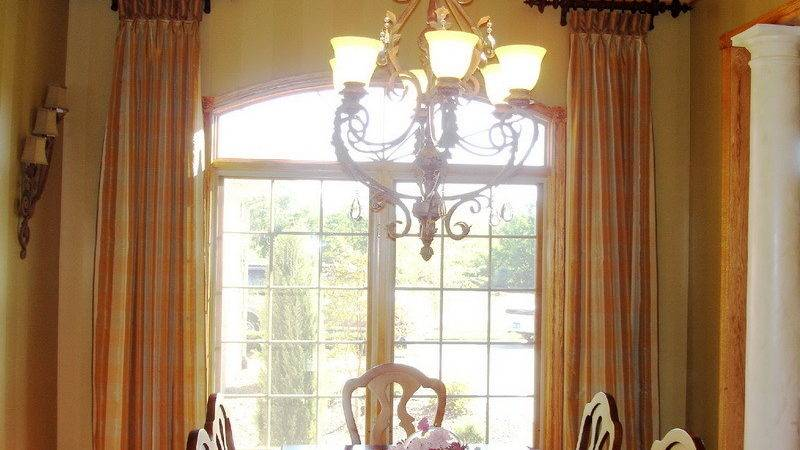Bloombety Window Treatments Ideas Dining Room
