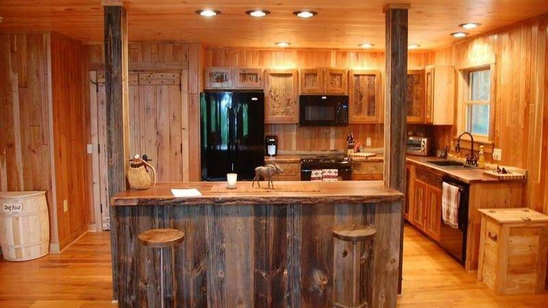 Bloombety Wonderful Rustic Kitchens Ideas