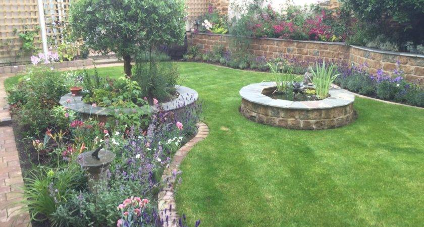 Bodicote Garden Design Build Banbury Oxfordshire