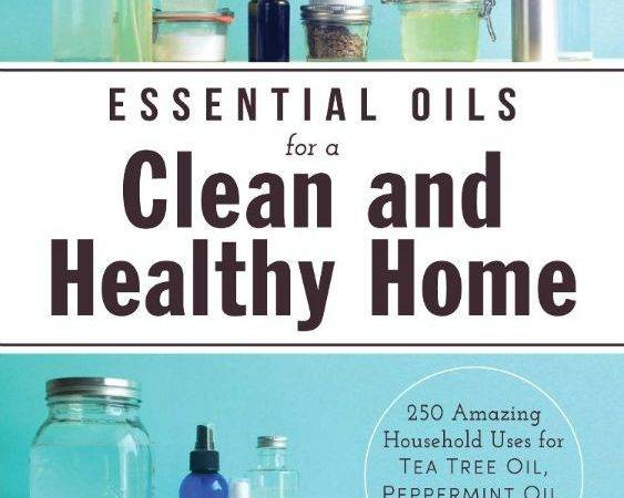 Book Launch Essential Oils Clean Healthy Home