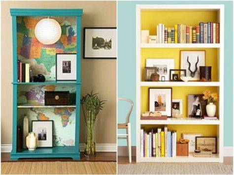 Bookcases Pinterest Bookshelves Rustic Bookshelf