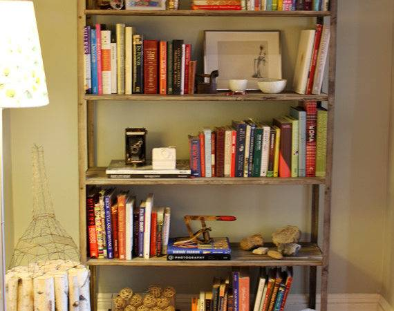 Bookshelf Decorating Tips Home Excellence