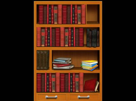 Bookshelf Moonglowlilly Deviantart