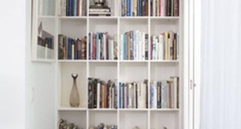 Bookshelf Wall Home Decor