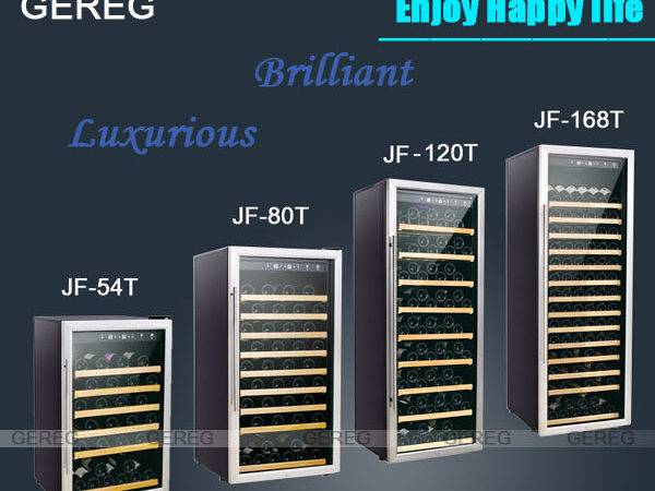 Bottles Humidity Control Wine Cooler