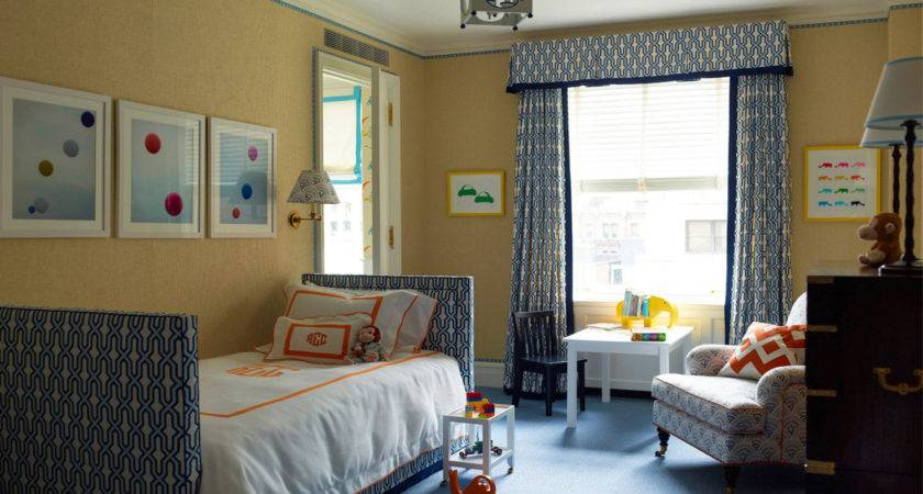 Boy Room Inspiration Belclaire House