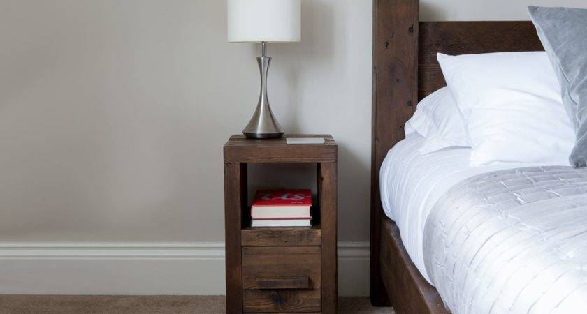 Branson Slim Bedside Eat Sleep Live