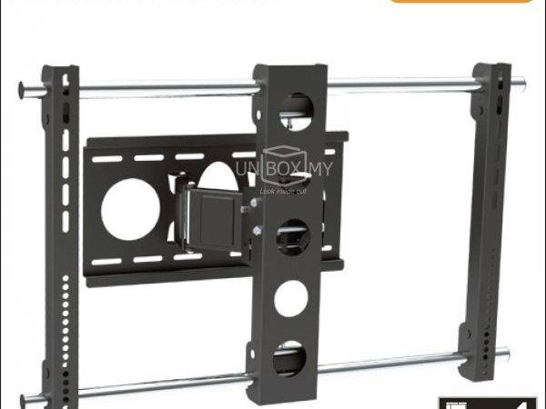 Brateck Plb Cantilever Wall Mount Unbox
