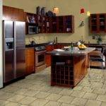 Brick Kitchen Flooring Feel Home