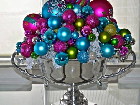 Bright Modern Christmas Decor Celebrate Decorate