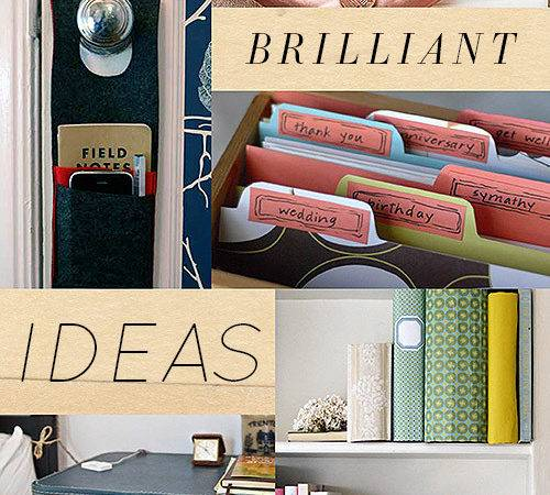 Brilliant Ideas Organizing Your Home Design Sponge