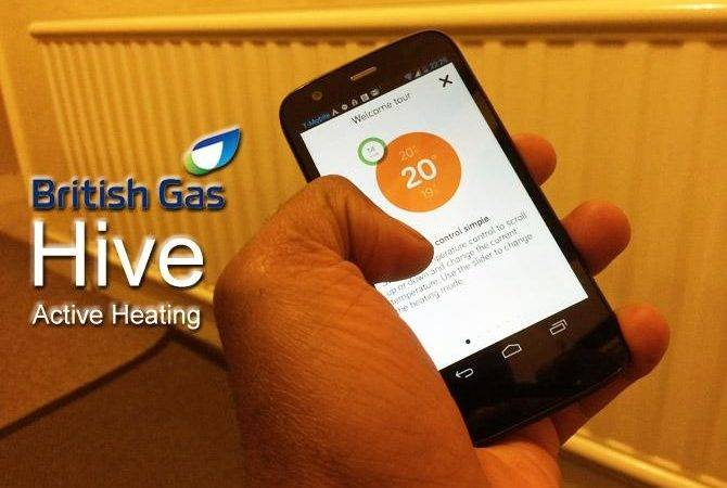 British Gas Hive Review Control Home Heating Your