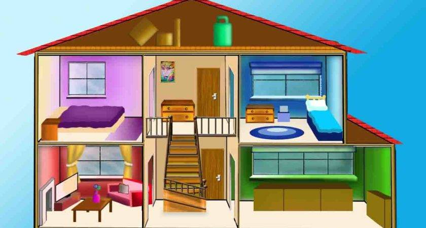 Brooke Hayes Animation House Cross Section Design