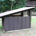 Build Modern Dog House Tos Diy