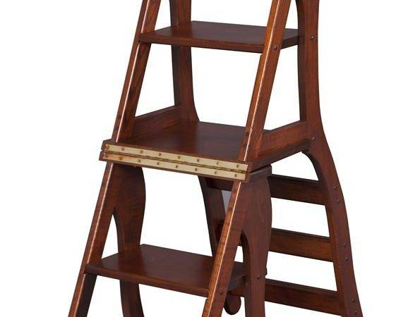 Build Wooden High Chair Step Stool Pdf Plans