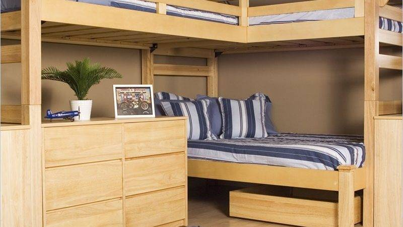 Build Wooden Loft Bed Quick Woodworking Projects