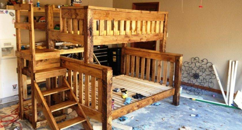 Build Your Own Bunk Bed Currymantra Twin Over
