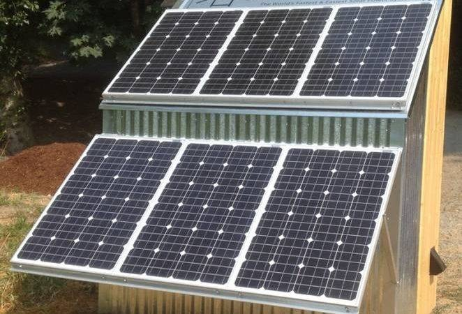 Build Your Own Solar Station