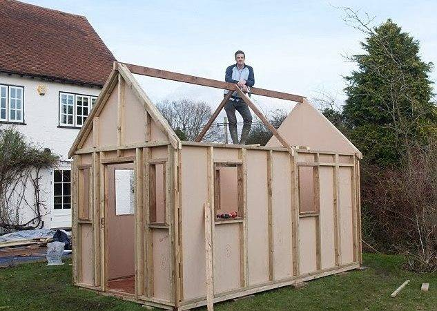 Build Your Own Tiny House Observing Following