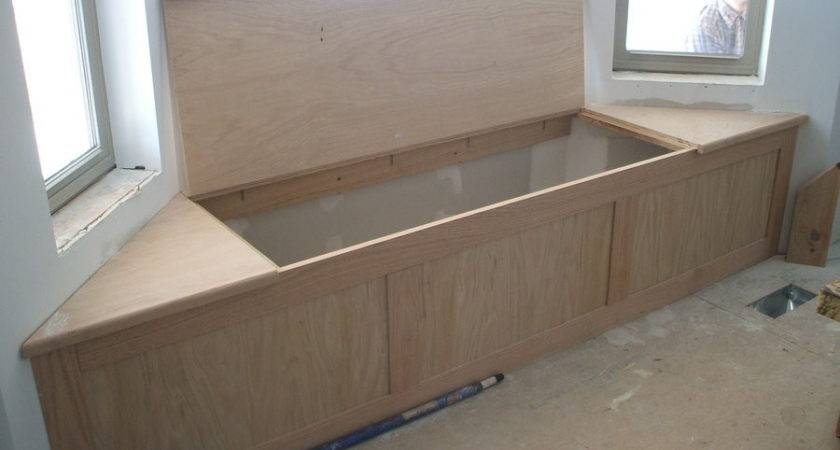 Building Bay Window Seating Build House