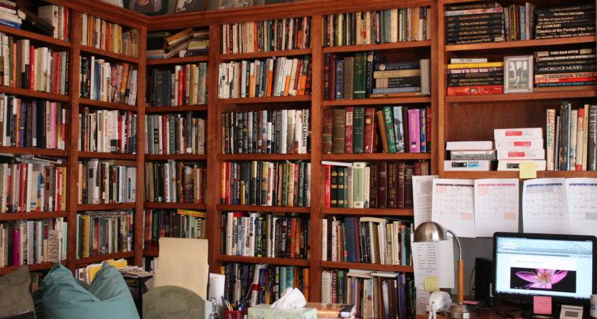 Building Home Library Brucall