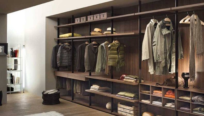 Building Walk Closet Small Bedroom Ideas