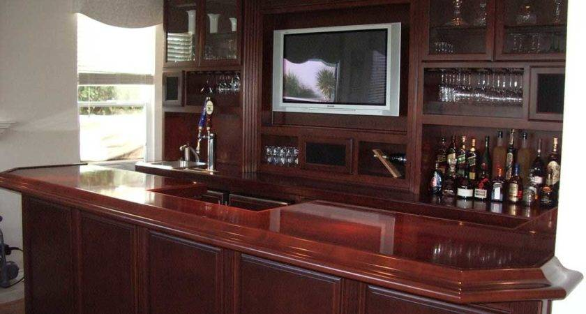 Built Home Bar Cabinets Southern California