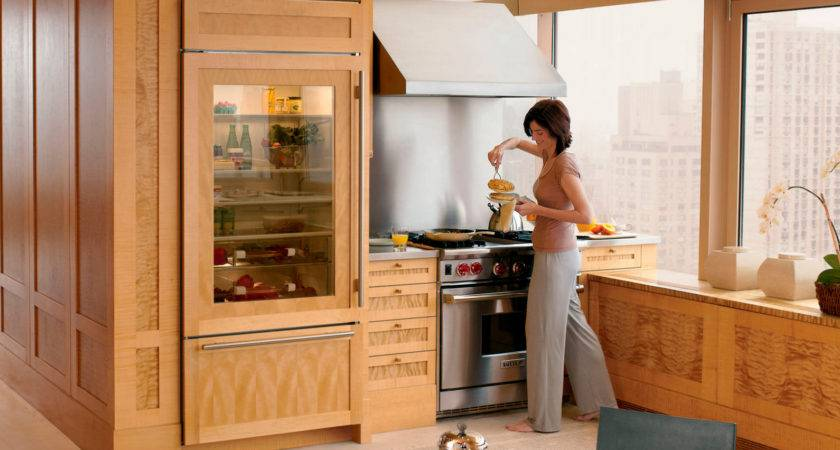 Built Refrigerators Blend Perfectly Into Your