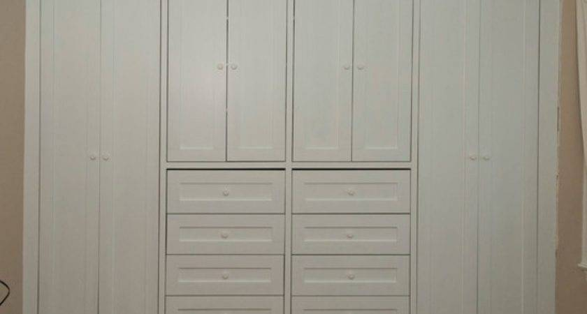 Built Wardrobe Ideas