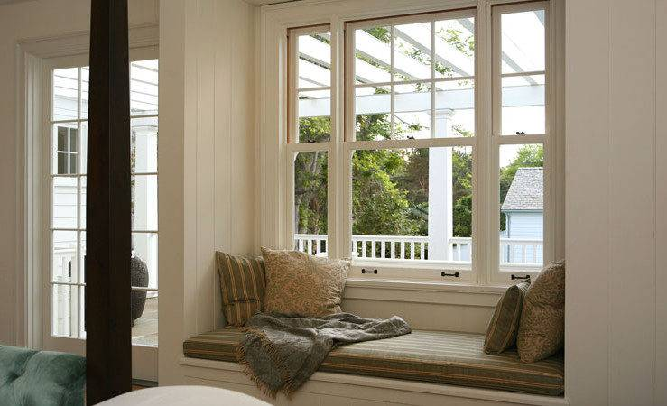 Built Window Seat Design Ideas