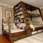 Bunk Bed Kids Room Del Mar
